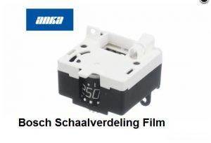 Bosch Schaalverdeling Indicatiefilm magnetron,Siemens Schaalverdeling Indicatiefilm magnetron.Bosch onderdelen Magnetron,Siemens onderdelen Magnetron.Bosch Film temperatur,