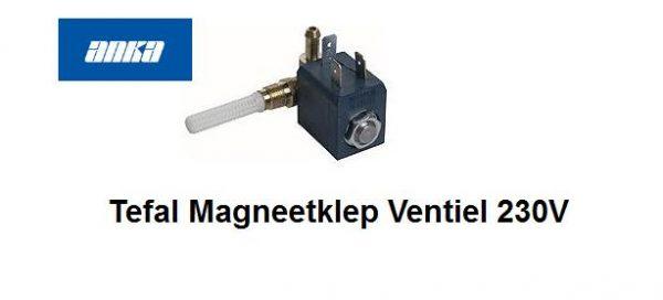 Tefal Magneetklep Ventiel 230V,Tefal onderdelen koffie apparaat