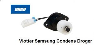 Samsung Droger Vlotter Condens, compleet