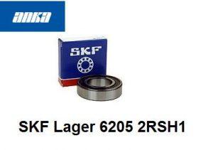 SKF 6205 Lager 2RSH1