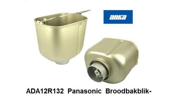 Panasonic Broodbakblik ADA12R132 voor de broodbakmachine