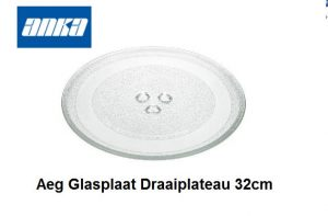 Aeg Glasplaat Draaiplateau 32cm