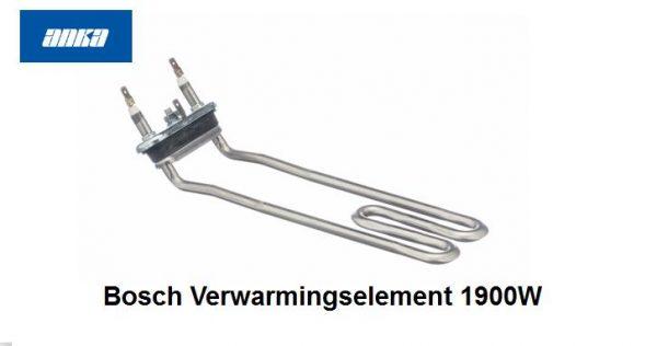00644801-644801 Bosch Verwarmingselement 1900W verkrijgbaar bij Anka Onderdfelen