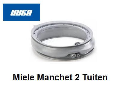 5710952 Miele Manchet Wasmachine met tuit 3 gaten onder verkrijgbaar bij Anka Onderdelen