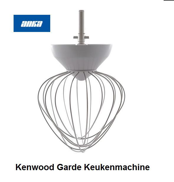 KW712212  Garde voor Kenwood,Kenwood accessoires ,*****Kenwood keukenmachine Onderdelen******Garde voor Kenwood Keukenmachine*****