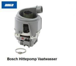 Bosch Hittepomp,Bosch Vaatwasser Onderdelen,Bosch Vaatwasser Pomp,Bosch Pomp,