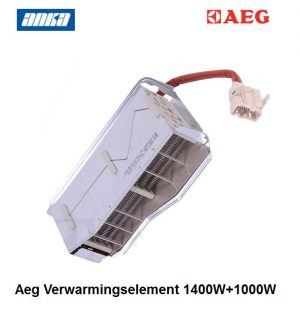 Aeg Verwarmingselement 1400W+1000W -blokmodel- Aeg Verwarmingselement Wasdroger,Aeg Droger Verwarmingselement ,Aeg Wasdroger Onderdelen,Aeg Droger Onderdelen,1257533164,T37850, T35740