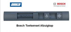 00757781 - 757781 Bosch Afzuigkap Toetsenset  -Bosch Afzuigkap Schakelaar,Bosch Afzuigkap Onderdelen,Bosch Afzuigkap aan/uit schakelaar
