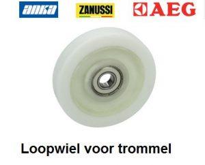 AEG - Zanussi Loopwiel voor trommel-