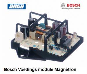 Bosch Module Voedingsmodule Magnetron,Bosch Magnetron Onderdelen,  HB86P675, HEB76D651, HB73AB541,651994, 00651994, Artikelnummer 9.05.57.54-0