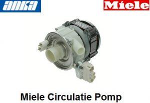 Miele Circulatie Pomp Mpeh00-62/2 Vaatwasser ,Origineel Miele ,Origineelnummer 7176603, Artikelnummer  3.26.64.35-0 Geschikt voor o.a.  G4500, G4501