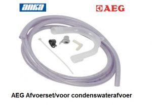 AEG Afvoerset/voor condenswaterafvoer/TRZ 9000902979338