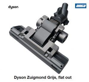 90448620 Dyson Stofzuiger Zuigmond Grijs, flat out Geschikt voor o.a. DC19, DC20