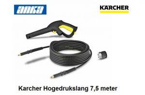 Karcher Hogedrukslang 7,5 meter
