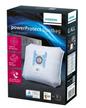 Siemens  Power Protect Dustbag Stofzuigerzakken