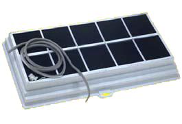Bosch 460478, 00460478 Filter koolstof.Afzuigkap
