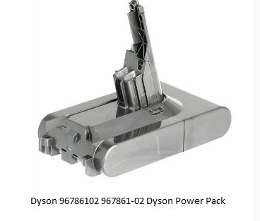 Dyson 967861-02 Power Pack verkrijgbaar bij ANKA