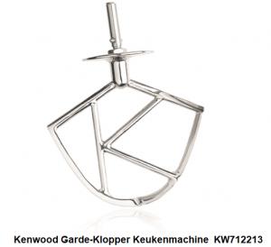 Kenwood KW711984 Klopper Klopper RVS, vlinder verkrijgbaar bij ANKA