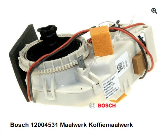 Bosch 12004531 Maalwerk Koffiemaalwerk verkrijgbaar bijm ANKA