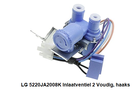 LG 5220JA2008K Inlaatventiel 2 Voudig, haaks verkrijgbaar bij ANKa