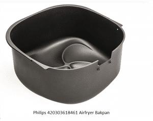 Philips 420303618461 Airfryer Bakpan verkrijgbaar bij ANKA