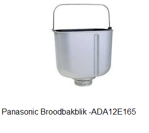 Panasonic Broodbakblik -ADA12E165 verkrijgbaar bij ANKA
