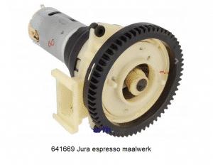 641669 Jura espresso maalwerk verkrijgbaar bij ANKA