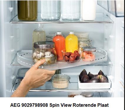 AEG 9029798908 Spin View Roterende Plaat verkrijgbaar bij ANKA