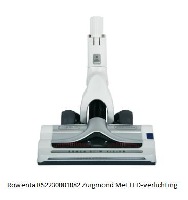 Rowenta RS2230001082 Zuigmond met LED-verlichting verkrijgbaar bij ANKA