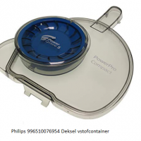 Philips 996510076954 Deksel stofcontainer