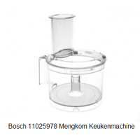 Bosch 11025978 Mengkom Keukenmachine