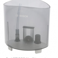 Bosch 00751242 Strijkijzer Waterreservoir