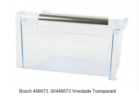 Bosch 448673, 00448673 Vrieslade Transparant verkrijgbaar bij Anka