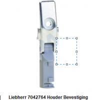 Liebherr 7042764 Bevestiging gasveer