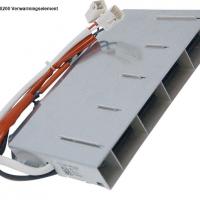 Beko 2976680200 Verwarmingselement Compleet