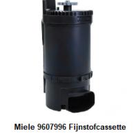 Miele 9607996 Fijnstofcassette Compleet