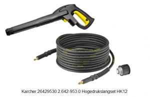 Kärcher 2.642-953.0 Hogedrukslangset HK12 verkrijgbaar bij Anka