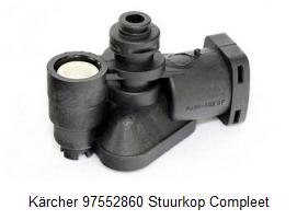 Kärcher 97552860 Stuurkop Compleet verkrijgbaar bij Anka