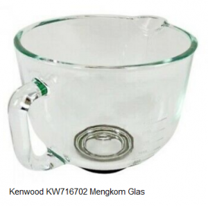 Kenwood KW716702 Mengkom Glas verkrijgbaar bij Anka