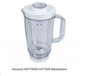 Kenwood KW716228 KW71628 Blenderbeker verkrijgbaar bij Anka