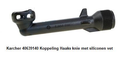 Karcher 40639140 Koppeling Haaks knie met siliconen vet verkrijgbaar bij Anka