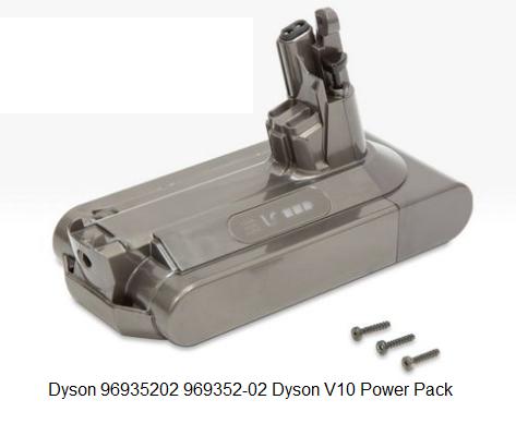 Dyson 96935202 969352-02 Dyson V10 Power Pack verkrijgbaar bij Anka