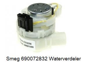 Smeg 690072832 Waterverdeler Keerklep sproeiarm verkrijgbaar bij Anka
