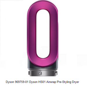 Dyson 969759-01 HS01 Pre-Styling Dryer
