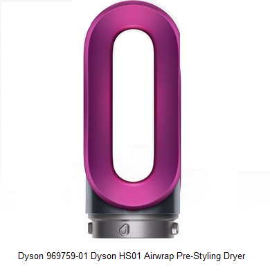 Dyson 969759-01 HS01 Pre-Styling Dryer