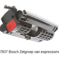 11007837 Bosch Brouwunit Zetgroep