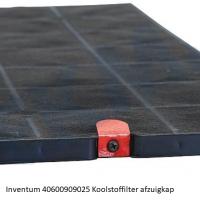 Inventum 40600909025 Koolstoffilter Afzuigkap