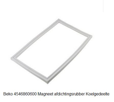 Beko 4546860600 Magneet afdichtingsrubber Koelgedeelte verkrijgbaar bij ANKA