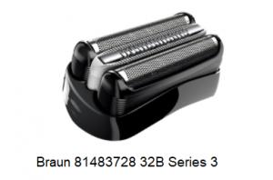 Braun 81483728 32B Series 3 verkrijgbaar bij Anka