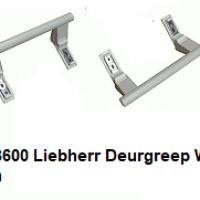909603600 Liebherr Deurgreep Wit 18,2cm Alternatief
